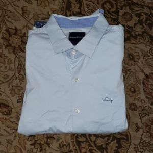 Tommy Bahama long sleeve dress shirt size large